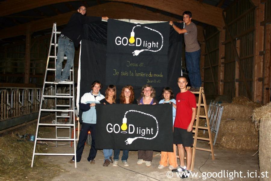 2008 GOoDlight présent à la fête des saisons à Tavannes