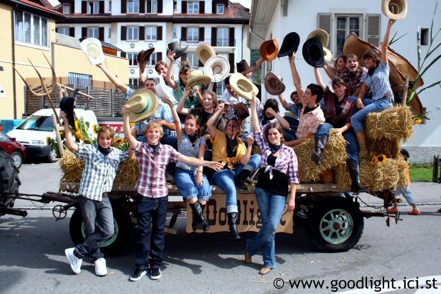 Fête des saisons de Tavannes en 2009